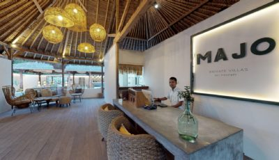 MAJO PRIVATE VILLAS – GILI TRAWANGAN 3D Model